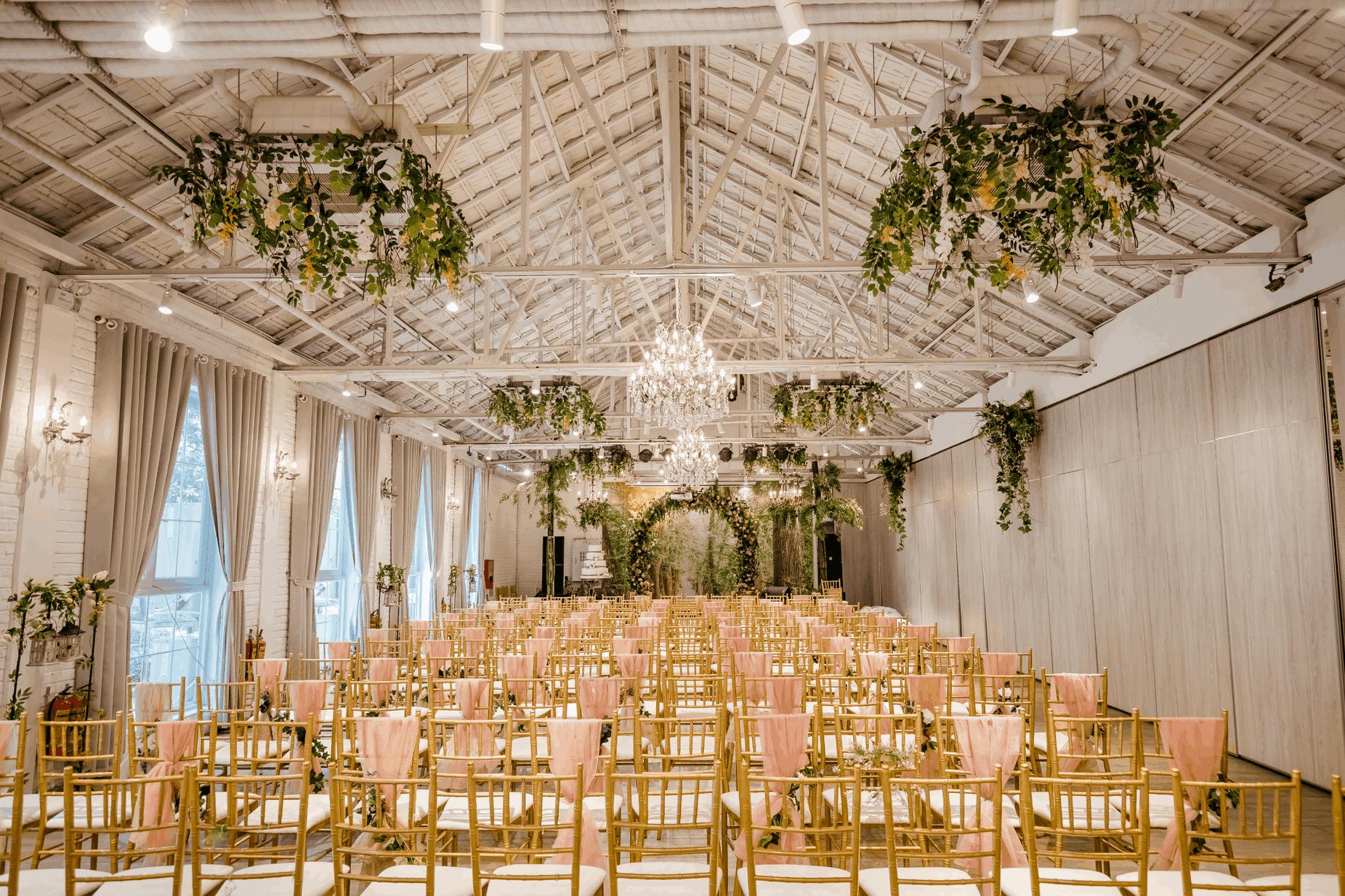 Trung tâm tổ chức tiệc cưới & sự kiện