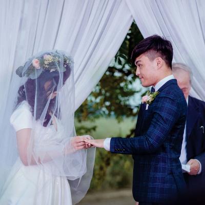 Tổ chức tiệc cưới và đám cưới ngoài trời tại Trống Đồng Palace