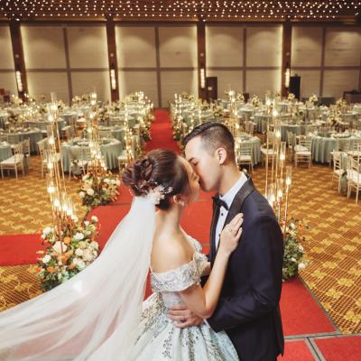 Kịch bản cưới hoàn hảo cho Cô dâu - Chú rể tại Trống Đồng Palace
