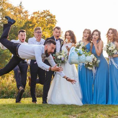 Lưu ý khi tổ chức đám cưới ngoài trời