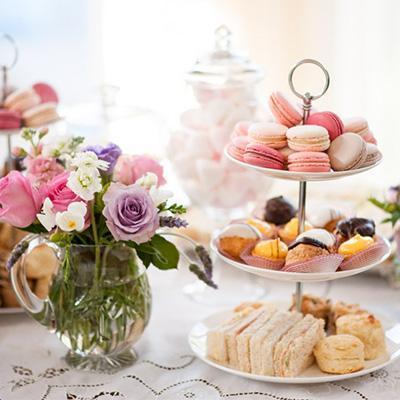 Tổ chức tiệc trà đám cưới - Xu hướng ĐỘC ĐÁO và TIẾT KIỆM