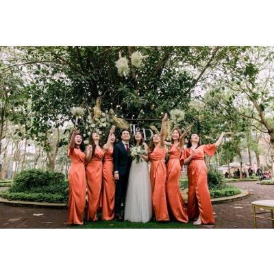 Dịch vụ tổ chức đám cưới ngoài trời tại Trống Đồng Palace