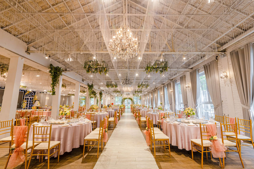 Lưu ý chốt số lượng khách trước khi tổ chức tiệc cưới