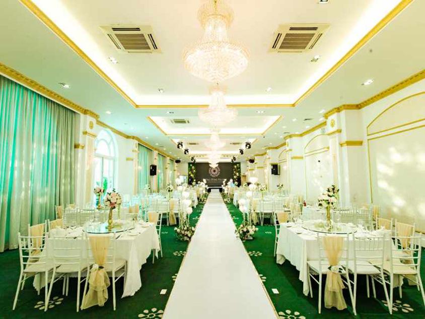 Trung tâm tổ chức sự kiện Hà Nội - Trống Đồng Palace Quán Sứ