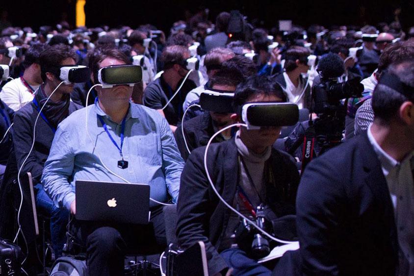 xu hướng ứng dụng công nghệ 3d trong tổ chức sự kiện