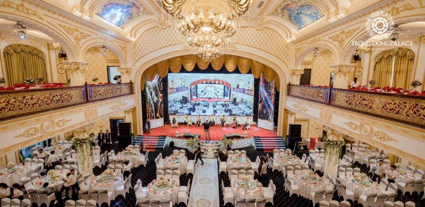 Trung tâm tổ chức sự kiện Trống Đồng Palace Hải Dương