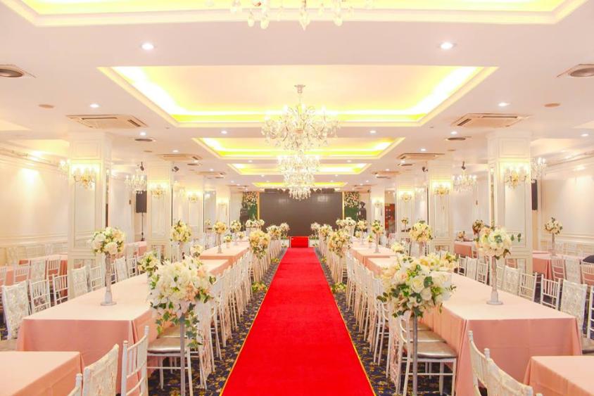 Trung tâm tổ chức sự kiện Hà Nội - Trống Đồng Palace Hàng Cót