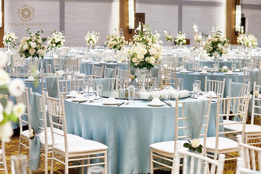 Trung tâm tổ chức tiệc cưới Trống Đồng Palace Lãng Yên - Hai Bà Trưng