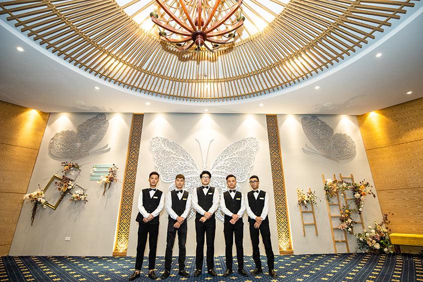 Lựa chọn đơn vị tổ chức tiệc cưới uy tín