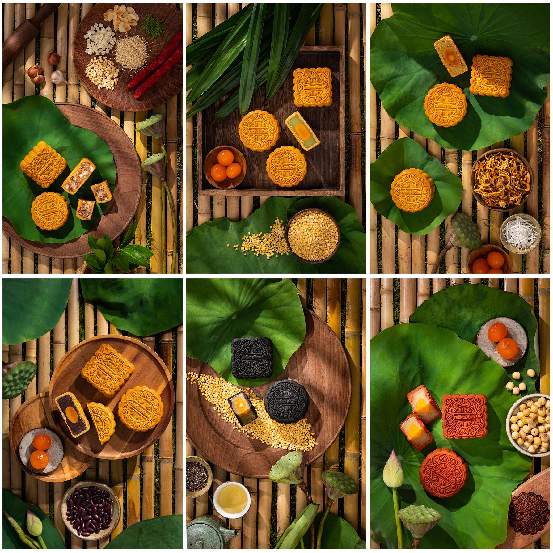 Mỗi chiếc bánh, mỗi hương vị là sự kết hợp khéo léo giữa nét truyền thống và hiện đại, mang theo thông điệp bảo vệ sức khỏe từ chính các nguyên liệu được lựa chọn kỹ lưỡng.